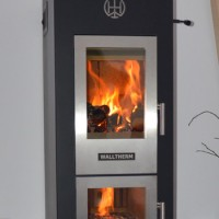 Wall Mounted Wood Burning Stoves