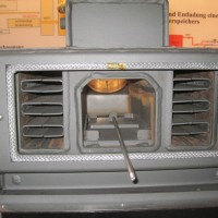 Inside a Boiler Stove