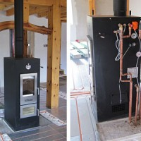 Boiler Stove Installation