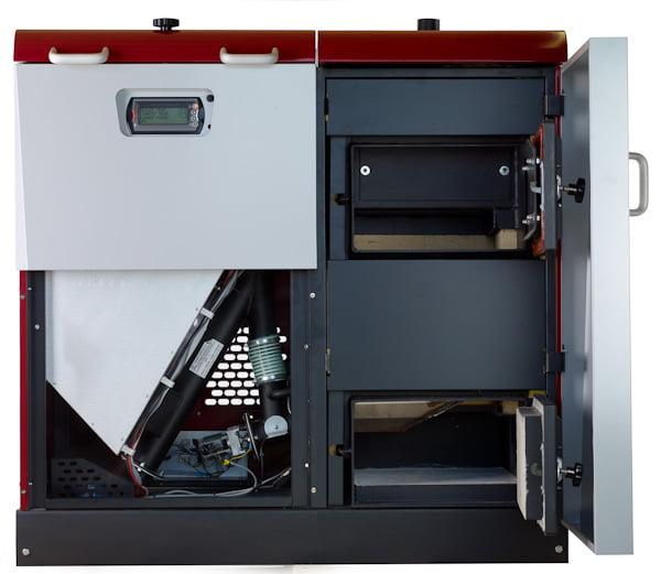 EcoAngus Orligno 500 Pellet Boiler