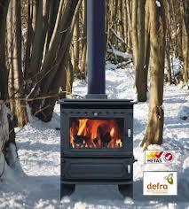 defra approved boiler stove