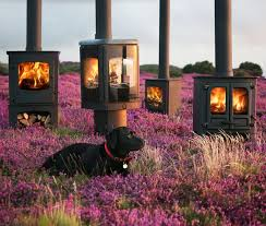 wood stoves in Edinburgh
