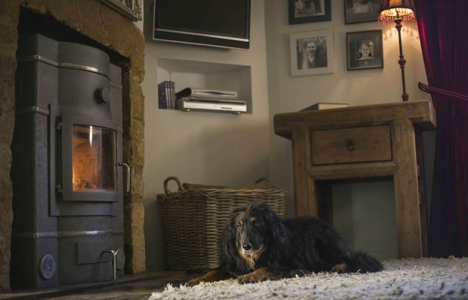 Masonry stove heater
