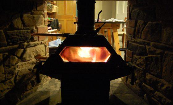 Heating System Installation For A Farm House Near Lanark